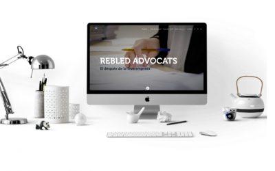Estrenarem nova pàgina web