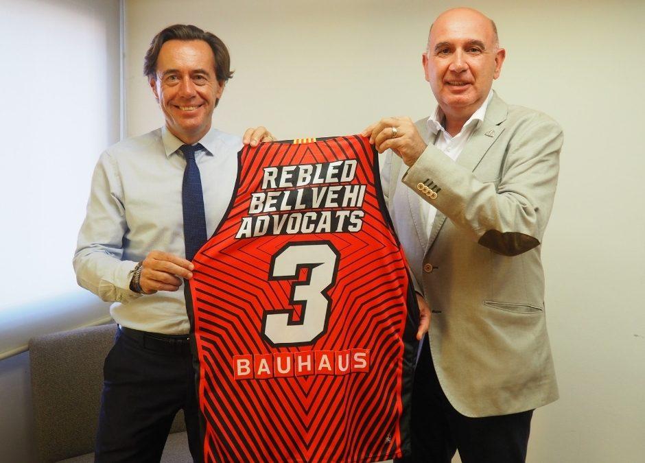 Rebled Bellvehí Advocats, nou patrocinador de l'Spar Girona